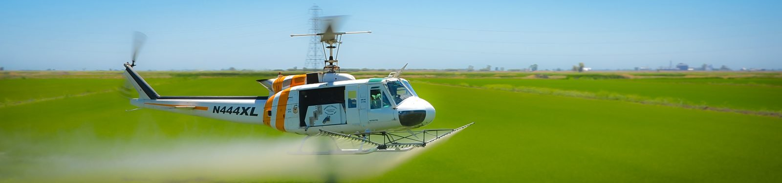 Kawak Aviation Bell UH-1H Auxiliary Hydraulics Agriculture