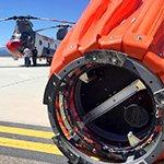 Kawak aviation helicopter fire bucket pumps
