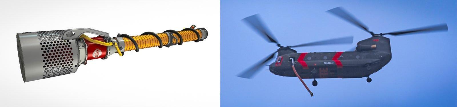 Kawaka Aviation Hover Refill Pumps 400hz