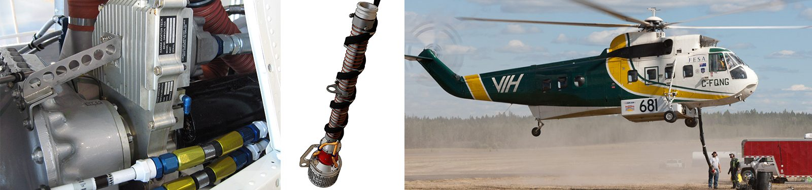 Kawak Aviation Hydraulic Hover Refill System
