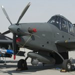 Kawak Aviation Archangel Tandem Throttle Quadrant