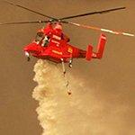 Kawak Aviation Kaman Kmax helicopter firefighting system