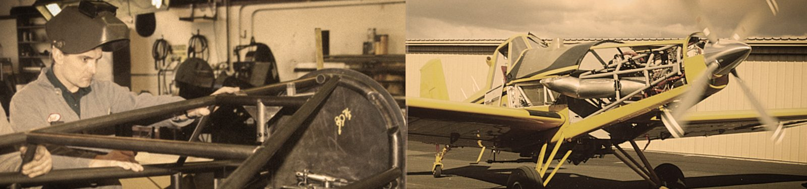 Kawak Aviation Company History