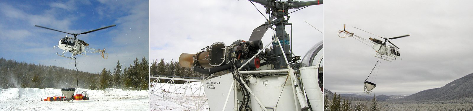 Kawak Aviation SA315B Lama Auxiliary Hydraulic System