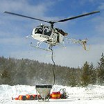 Kawak aviation Lama SA315B Aerial Agriculture Auxiliary Hydraulic System