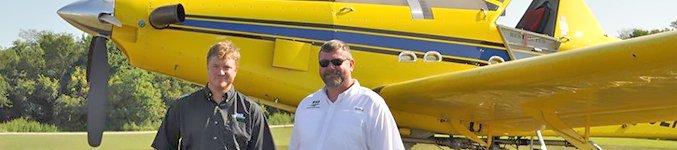 Kawak Aviation Heinen Brothers Agra Services Testimonial