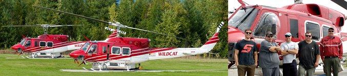 Kawak Aviation Wildcat Helicopters Testimonial