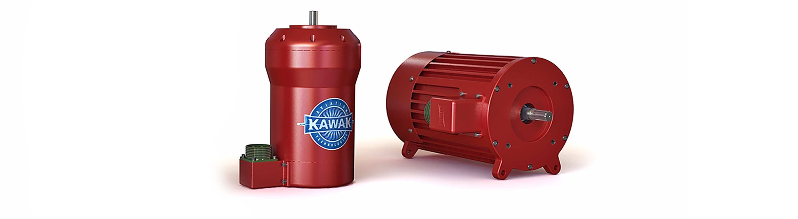 Kawak Aviation 400hz IP66 Electric Pump Motors