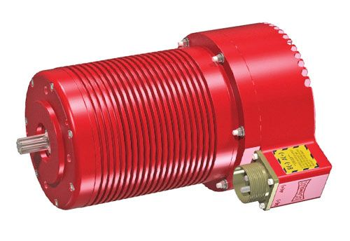 Kawak Aviation BLDC 28vdc Electric Motors