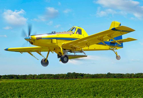 Kawak Aviation Aerial Agriculture Products