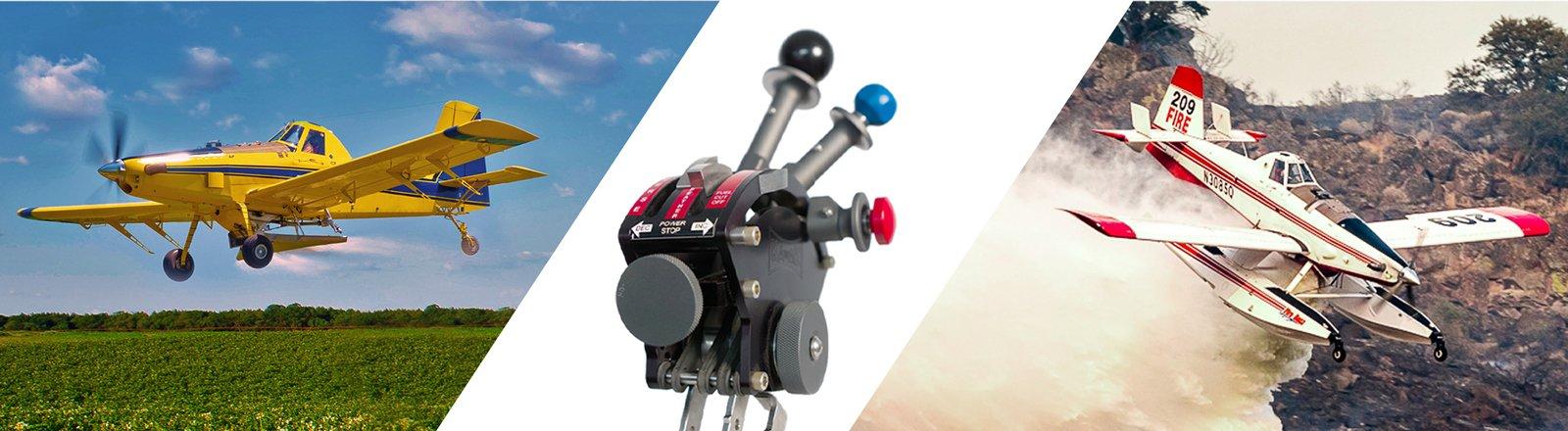 Powerstop throttle quadrant